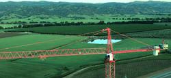 Countryside Crane