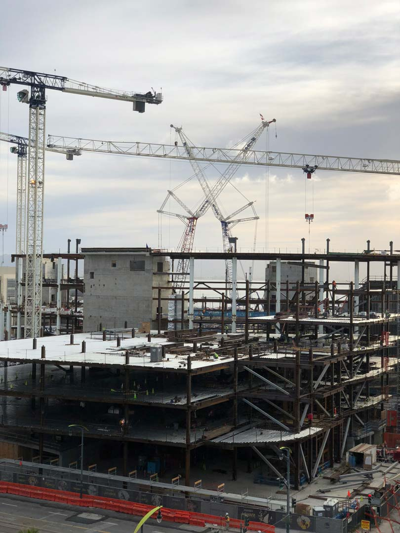 Crane Complex