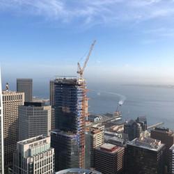 Super Crane at the Bay