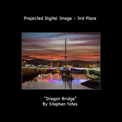 Dragon Bridge with text