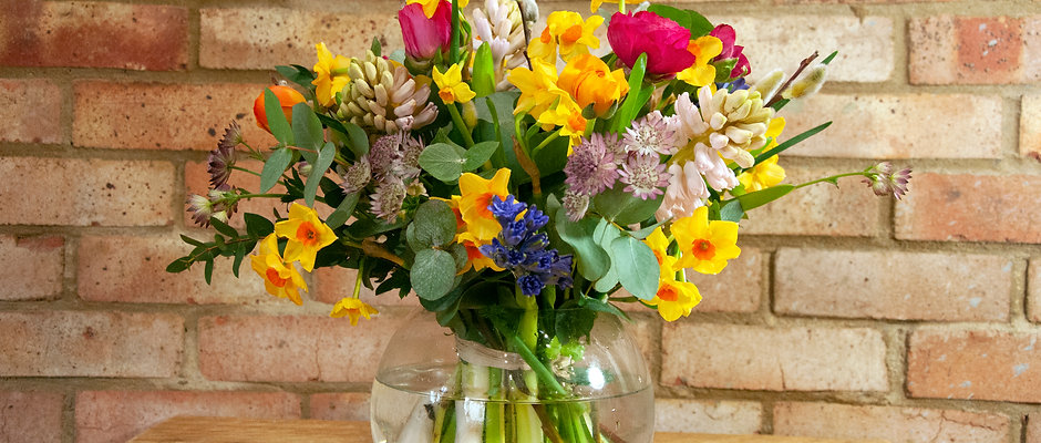 Scented Spring Bouquet