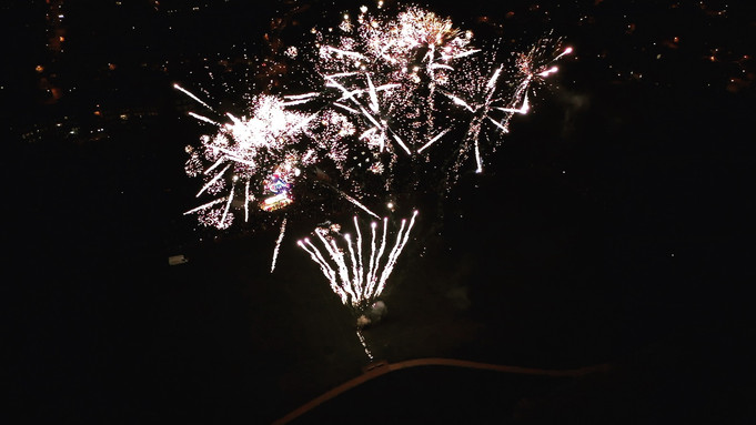 Grange Park Firework Show