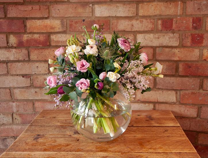 Spring pink Edit  -  Bouquet