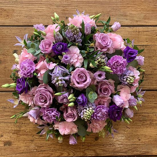 Lilac, Pink & Purple Posy