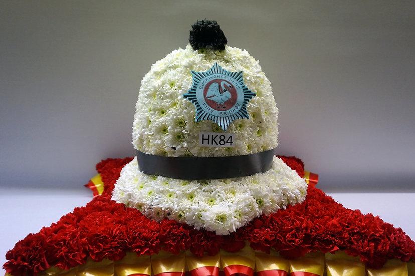 Fireman Helmet (3D)