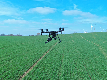 Drones are playing a vital role in climate change work