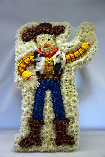 Toy Story Woody Character