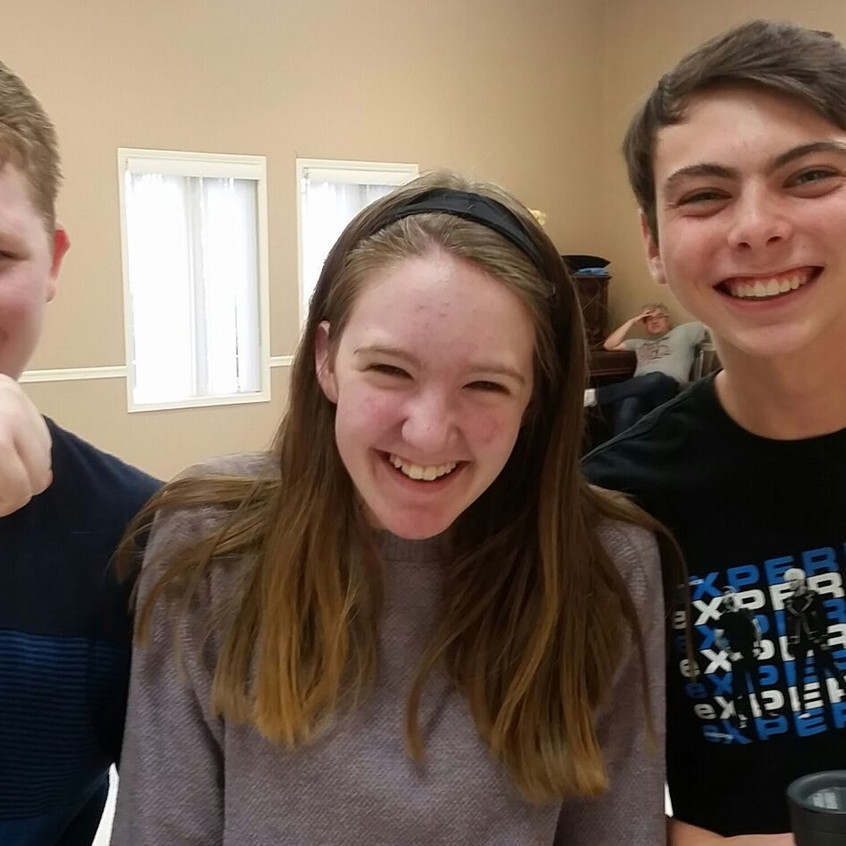 Our teen participants