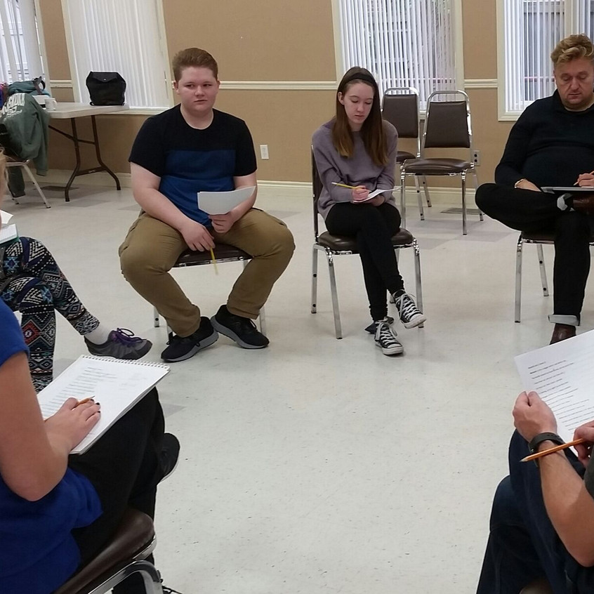 Voice & Textual Analysis workshop