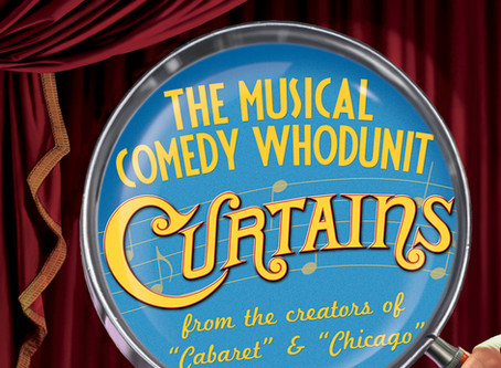 Announcing Our Cast for Curtains