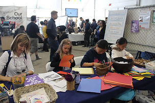 Maker Faire 2017, Hands-On Poetry Making