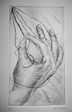 """Hand thread"""