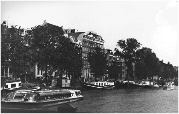 """Canal de Amsterdam"""