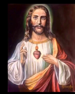"""""""Sagrado Corazón de Jesús"""""""
