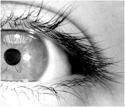 """Detail of my eye"""