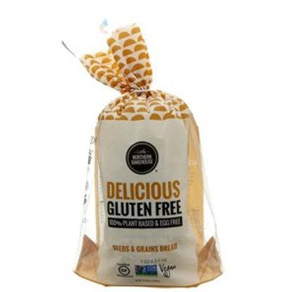 Delicious Gluten Free Seeds Grains Bread