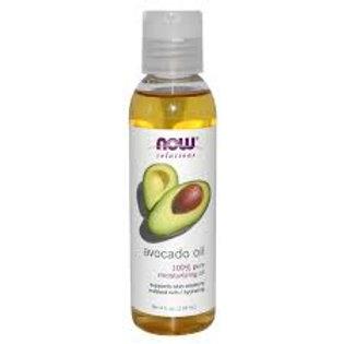 Now Avocado Oil 4oz