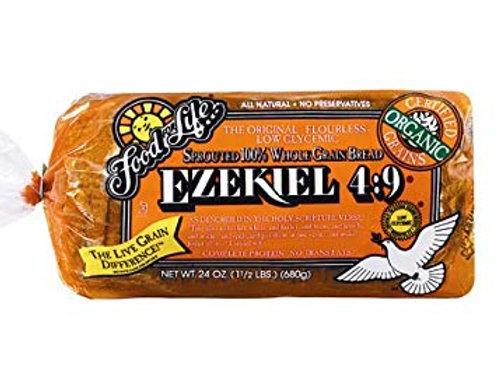 Ezekiel Flourless Bread Original