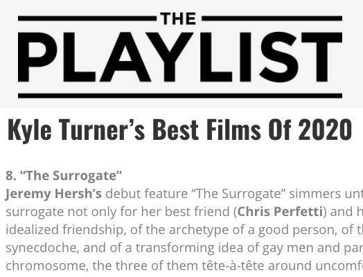 Playlist's Best Films