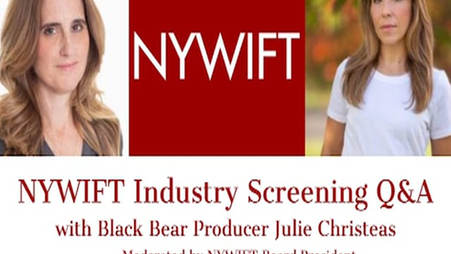 Julie Christeas Q+A with NYWIFT
