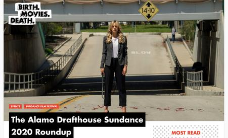 Best of Sundance 2020 -- Birth. Movies. Death.