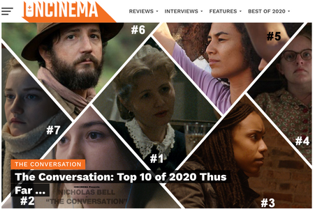 Ion Cinema Top 10 of 2020