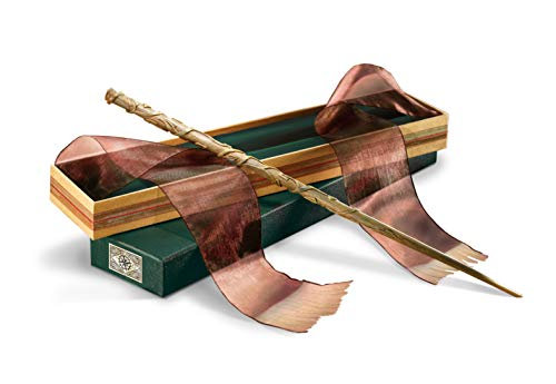 The Noble collection Hermione Granger's Wand with Ollivanders Wand Box
