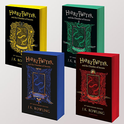 Harry Potter House edition book