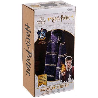 Harry Potter Knitting Kit - Ravenclaw Scarf