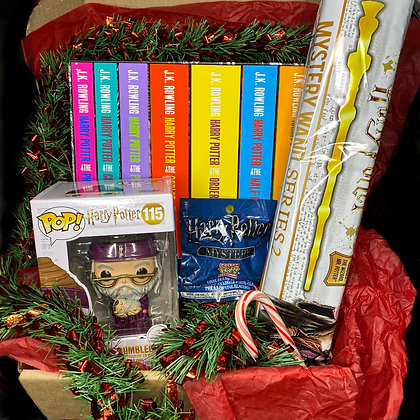 The Complete Harry Potter Book Box