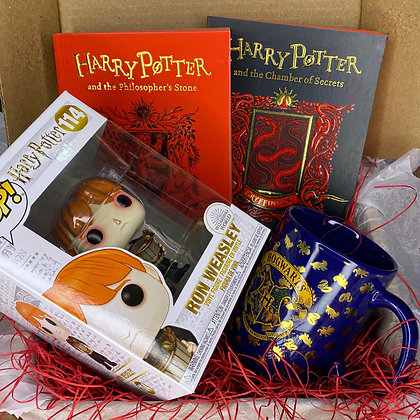 Harry Potter House themed Book Box