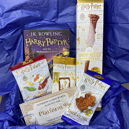 Harry Potter confectionery Book Box