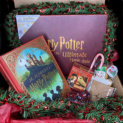 Harry Potter Christmas Book Box