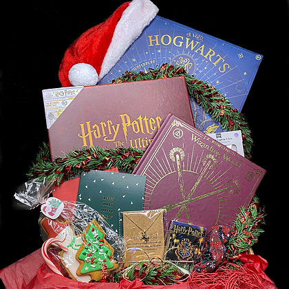 Christmas at Hogwarts XL Book Box