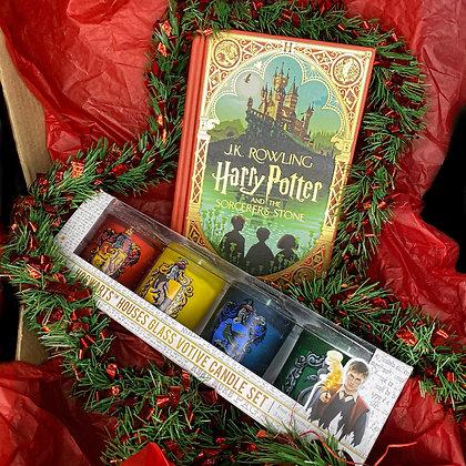 Harry Potter Christmas Book Box Minalima edition