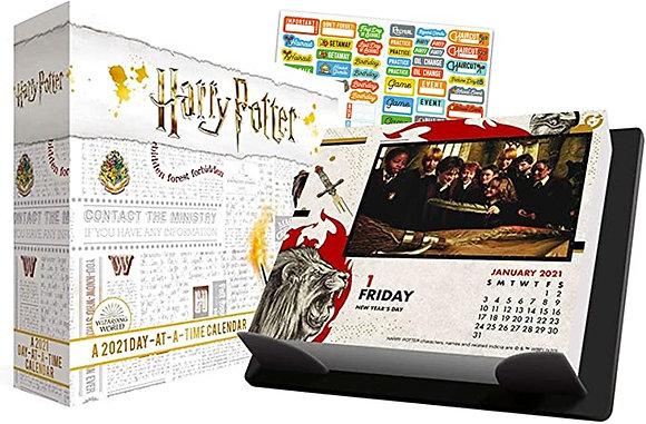 Harry Potter 2021 Calendar Box