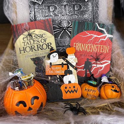 Halloween edition Book Box