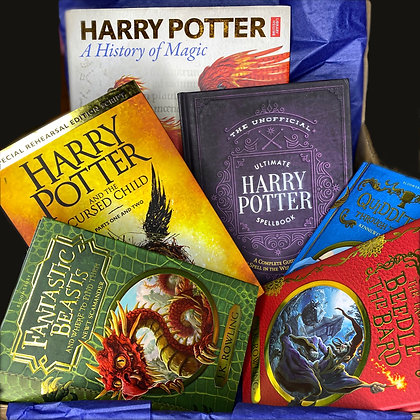 The Ultimate Hogwarts Library Book Box