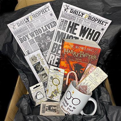 Harry Potter #1 BookBox