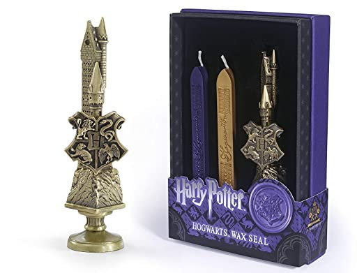 The Noble Collection Harry Potter Hogwarts Wax Seal