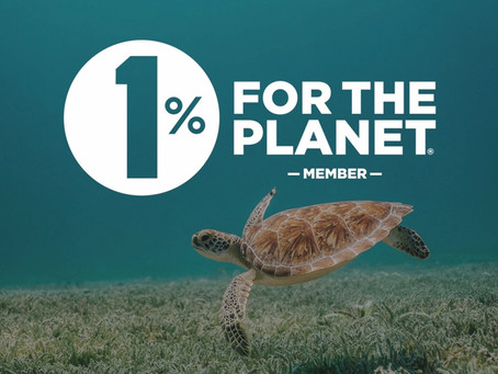 Protobrand Joins 1% for the Planet & Pledges 1% of total revenue to Environmental Causes