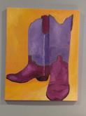Purple Boots, 2018
