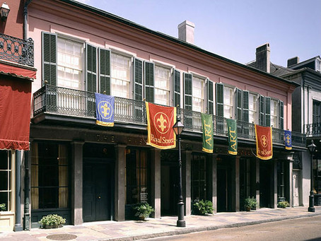 History of French Quarter