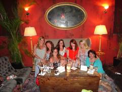 Julie and NIcki and girls Bachelorette p