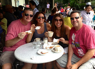 July 4th Cafe Du Monde 4 guests.jpg