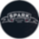 Spark pizza logo bistro bangkok