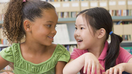 Early childhood is the ideal setting for learning about rights and respect