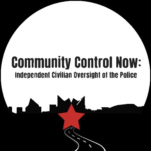 Community Control Now: The Fight Continues: Press Release For Complaint Submission