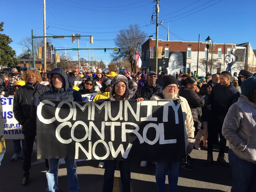 Community Control Now: Civilian Oversight of the CPD