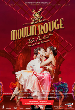 Moulin Rouge The Ballet